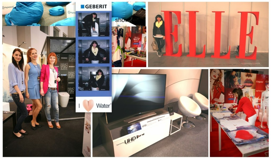 Geberit, elle, fashion Week Poland, Showroom