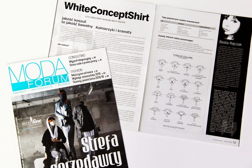 whiteconceptshirt, blog, beata rajczak, moda forum